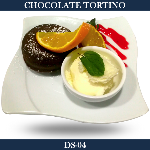 Chocolate Tortino - DS-04