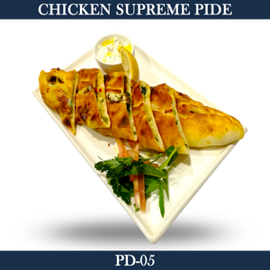 Chicken Supreme Pide - PD-05
