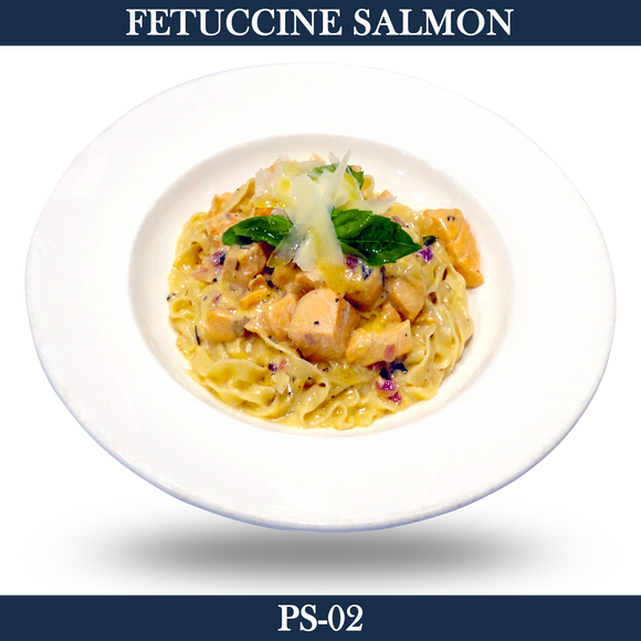 Fettucine Salmon - PS-02
