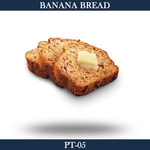 Banana Bread - PT-05