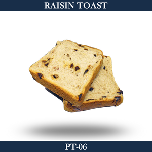 Raisin Toast - PT-06