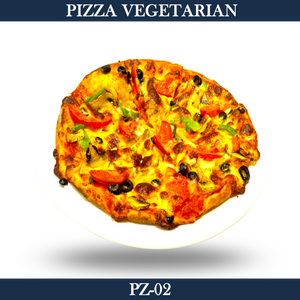 Pizza Vegetarian - PZ-02