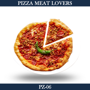 Pizza Meat Lovers - PZ-06