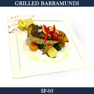 Grilled Barramundi - SF-03