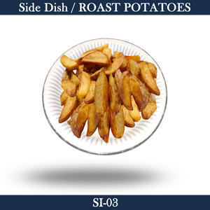 Side-Roast Potatoes  - SI-03