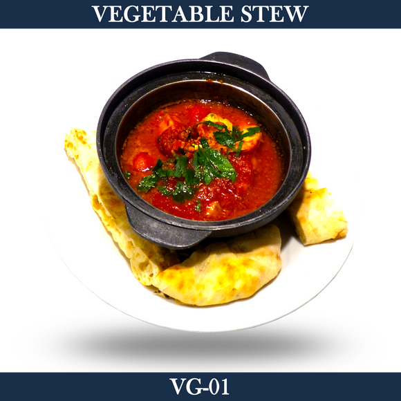 Vegetable Stew - VG-01