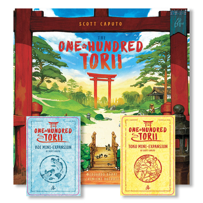 The One Hundred Torii Bundle