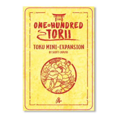 The One Hundred Torii: Toku Mini-Expansion