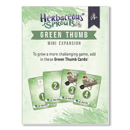 Herbaceous Sprouts: Green Thumb Mini Expansion