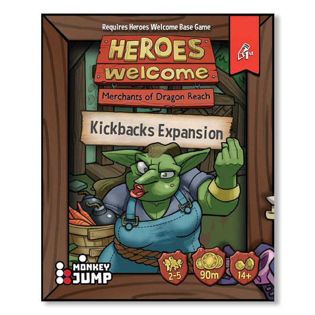 Heroes Welcome: Kickbacks Expansion
