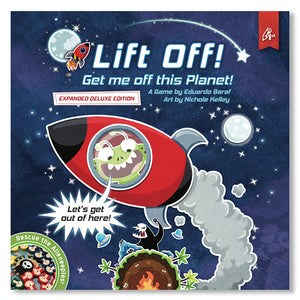Lift Off! Get me off this Planet! - Expanded Deluxe Edition - [PREORDER]