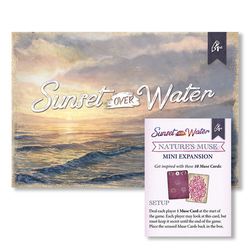 Sunset Over Water Bundle