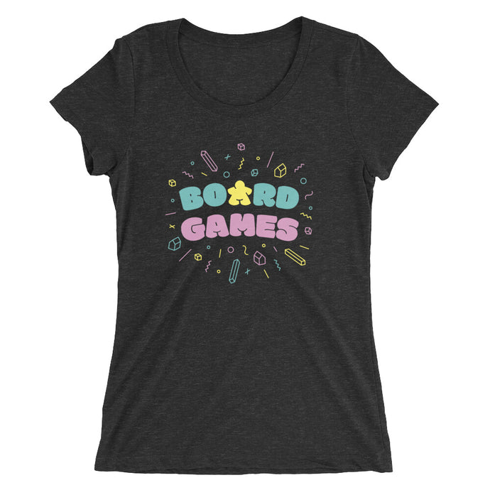 Board Games Women's T-Shirt