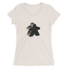 Load image into Gallery viewer, Meeple Ladies' short sleeve t-shirt