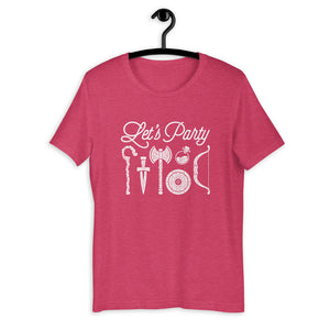 Let's Party RPG T-Shirt