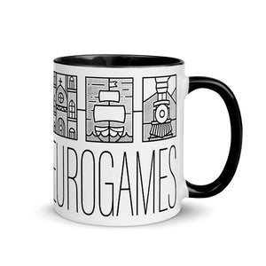 Eurogames Board Game Mug