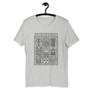 Eurogames Board Game T-Shirt