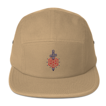 Load image into Gallery viewer, Critical Hit d20 Embroidered Hat