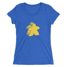 Load image into Gallery viewer, Meeple Ladies' Women's Cut Short Sleeve T-Shirt