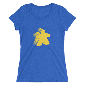 Meeple Ladies' short sleeve t-shirt