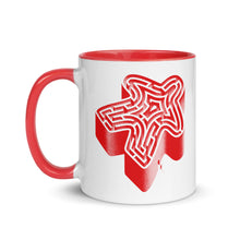 Load image into Gallery viewer, Meeple Maze Board Game Mug
