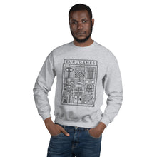 Load image into Gallery viewer, Eurogames Board Game Sweatshirt
