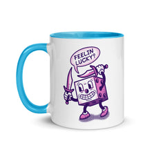Load image into Gallery viewer, Feelin' Lucky Dice Mug