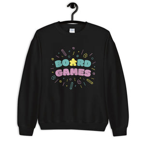 Board Games Sweatshirt
