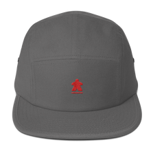 Load image into Gallery viewer, Red Meeple Embroidered Hat
