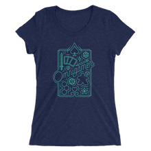 Load image into Gallery viewer, Omnigamer Board Gaming Women's T-Shirt