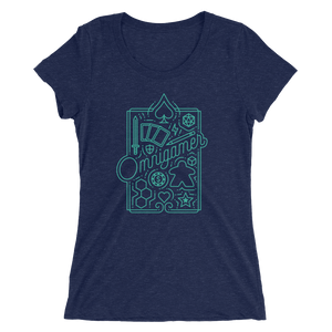 Omnigamer Board Gaming Women's T-Shirt