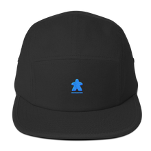 Load image into Gallery viewer, Blue Meeple Embroidered Hat