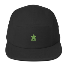 Load image into Gallery viewer, Green Meeple Embroidered Hat