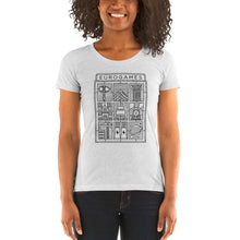 Load image into Gallery viewer, Eurogames Board Game Women's T-Shirt