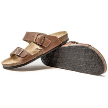 Load image into Gallery viewer, Mens Edith premium leather