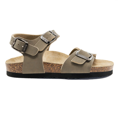 Roby leathertte Stone Sandals Straps