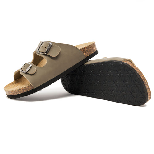 kids sandals Roby leathertte Stone