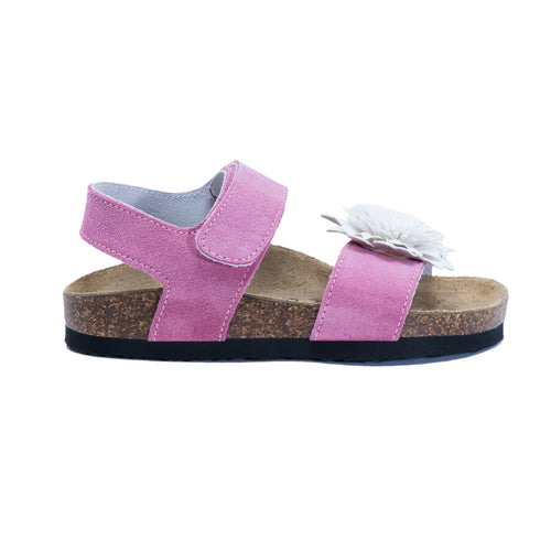 Freesia girls pink sandals