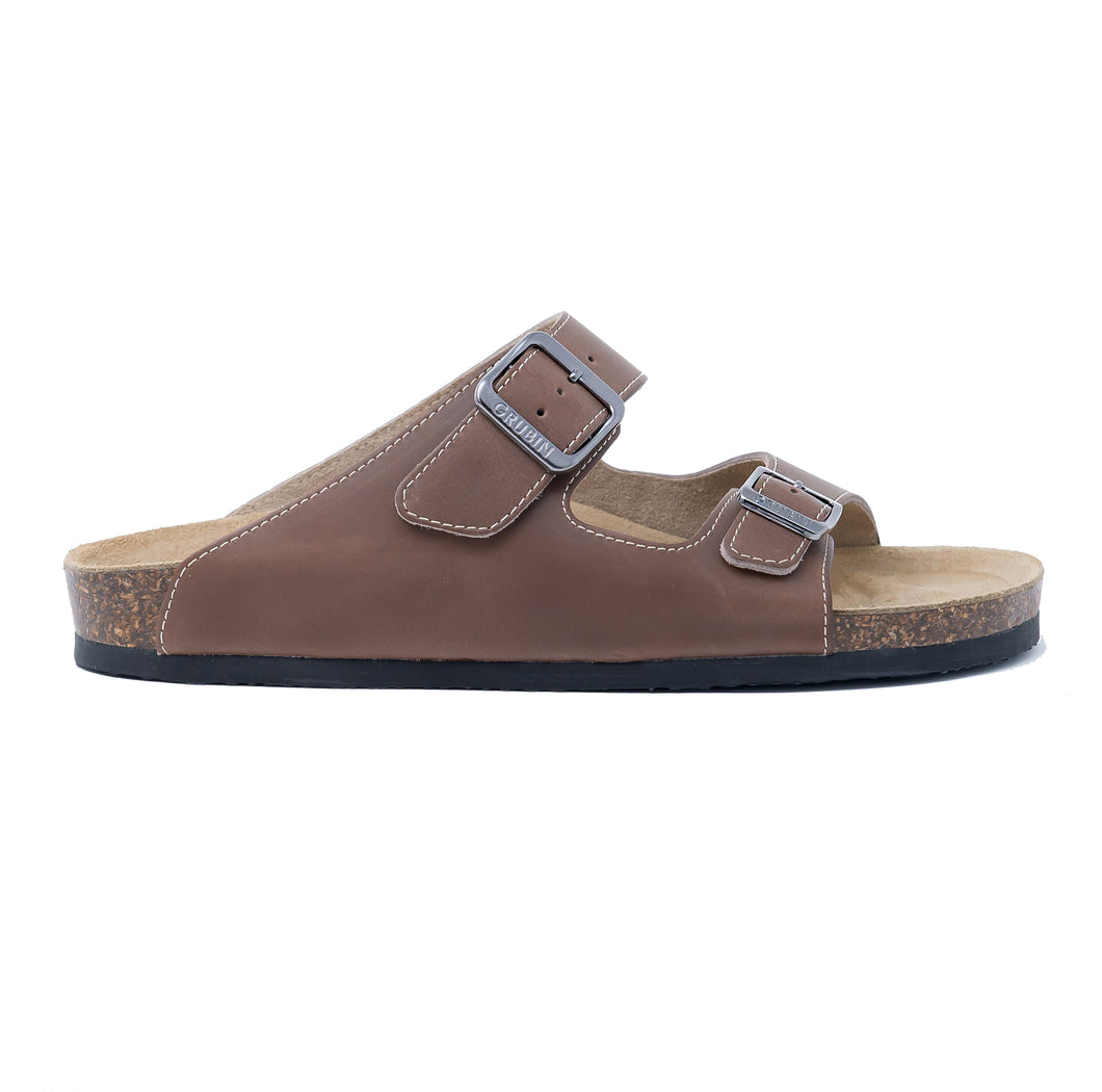 Men's Arizona brown premium leather