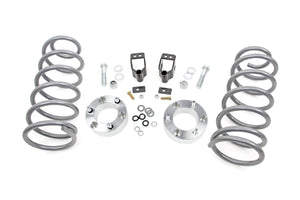 (SKU: 761) 3IN TOYOTA SERIES II SUSPENSION LIFT KIT (03-09 4-RUNNER 4WD W/X-REAS)