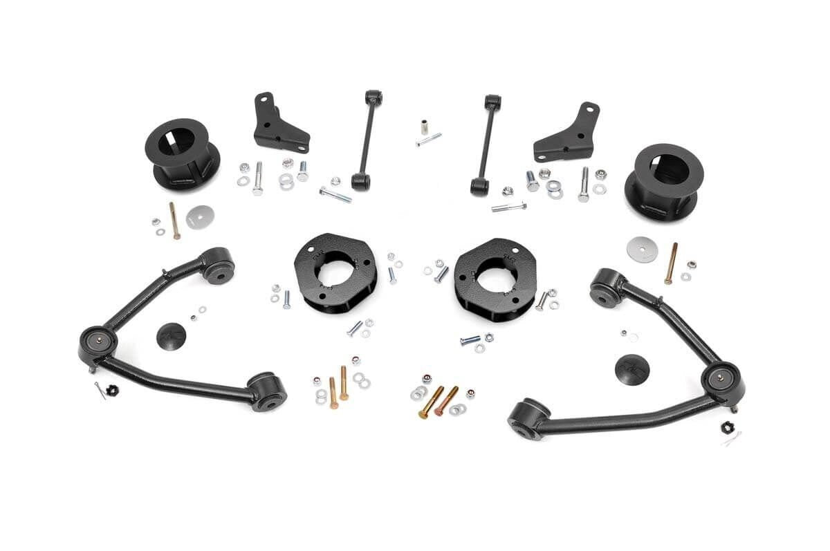 (SKU: 192.20) 3.5IN GM SUSPENSION LIFT KIT (07-18 1500 SUV 2WD)