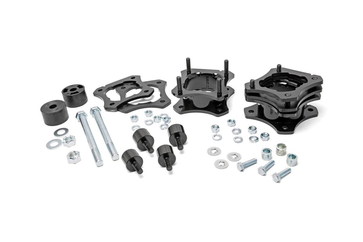 (SKU:870) 2.5-3IN TOYOTA LEVELING LIFT KIT (07-18 TUNDRA 4WD)