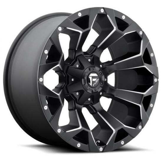 FUEL WHEELS  Assault 17x8.5 5x110 5x5.0 20