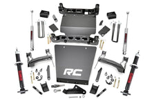 5IN GM SUSPENSION LIFT | BRACKET KIT (14-18 1500 PU 4WD)  (STRUTS)