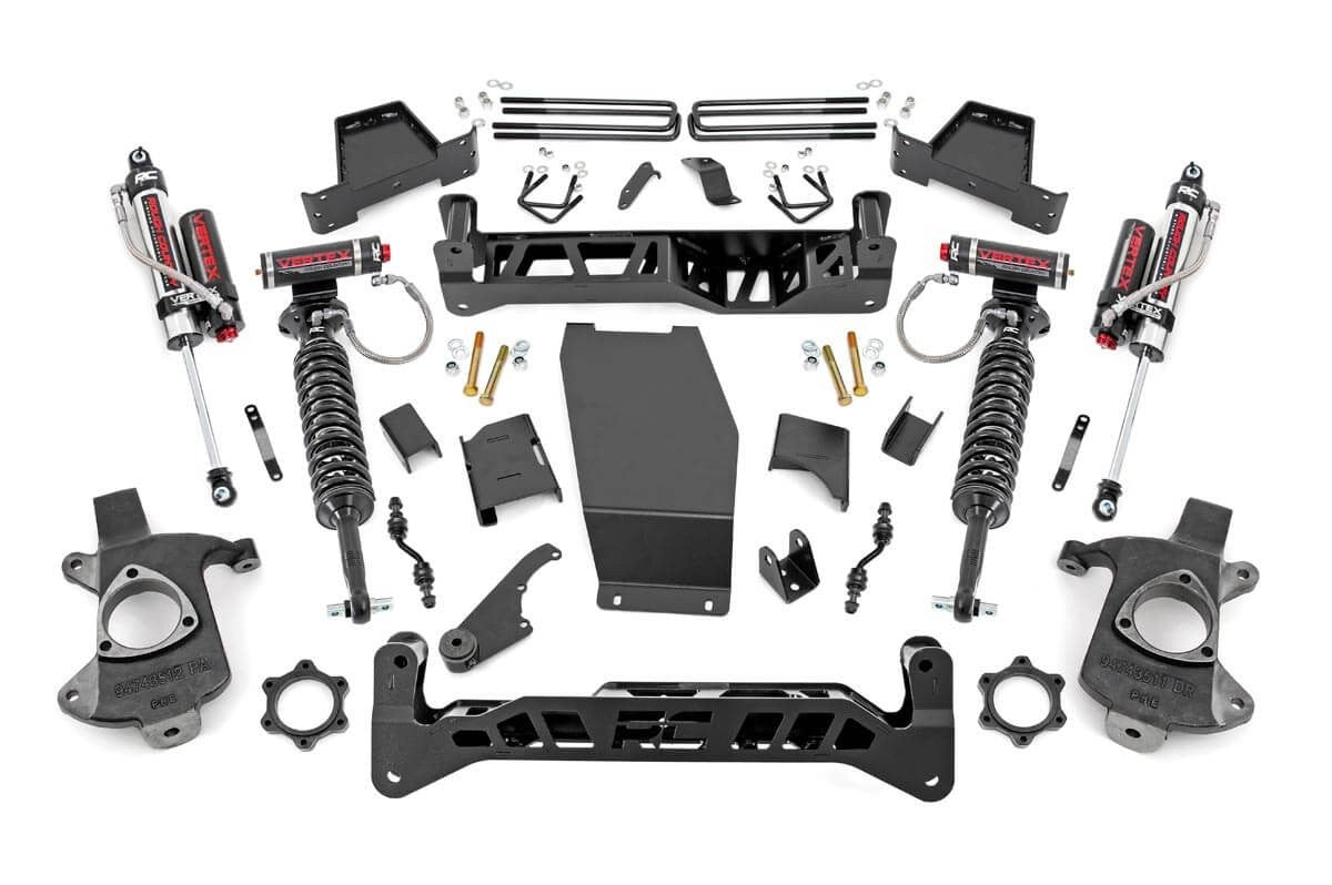 7IN GM SUSPENSION LIFT | KNUCKLE KIT (14-17 1500 PU 4WD)