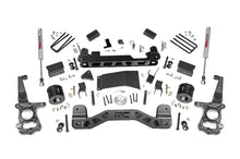 (SKU:555.22) 4IN FORD SUSPENSION LIFT KIT (15-18 F-150 4WD)