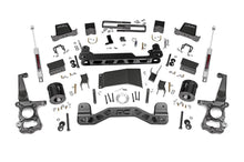 (SKU:557.22) 6IN FORD SUSPENSION LIFT KIT (15-18 F-150 4WD)