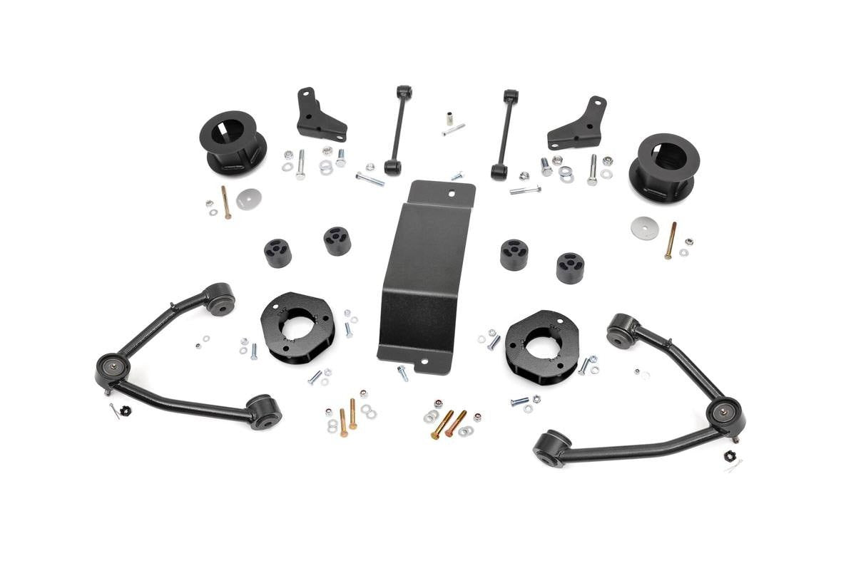 (SKU:219.20) 3.5IN GM SUSPENSION LIFT KIT (07-16 1500 SUV 4WD)