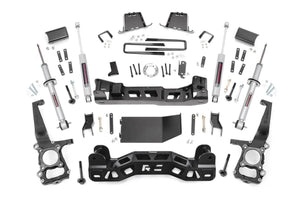 (SKU:575.24) 6IN FORD SUSPENSION LIFT KIT (2014 F-150 4WD)