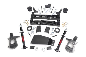 (SKU: 208.23) 5IN GM SUSPENSION LIFT KIT (07-13 AVALANCHE)